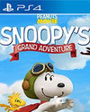The Peanuts Movie: Snoopy's Grand Adventure for PlayStation 4