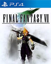 Final Fantasy VII for PlayStation 4