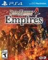 Samurai Warriors 4: Empires for PlayStation 4