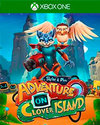 Skylar & Plux: Adventure on Clover Island for XB1
