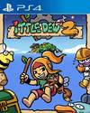 Ittle Dew 2 for PlayStation 4
