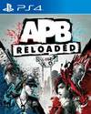 APB Reloaded for PlayStation 4