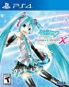 Hatsune Miku: Project DIVA X for PlayStation 4