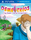 Demetrios - The BIG Cynical Adventure for PS Vita