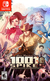 1001 Spikes for Nintendo Switch