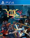 YIIK: A Postmodern RPG for PlayStation 4