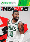 NBA 2K18 for Xbox 360