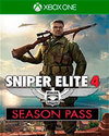 Sniper Elite 4 - Season Pass for Xbox One