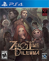 Zero Escape: Zero Time Dilemma for PlayStation 4