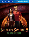 Broken Sword 5 - the Serpent's Curse for PS Vita