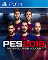 Pro Evolution Soccer 2018 for PlayStation 4
