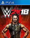 WWE 2K18 for PlayStation 4