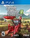 Farming Simulator 17: Platinum Edition for PlayStation 4