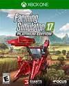 Farming Simulator 17: Platinum Edition for Xbox One