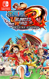 ONE PIECE: Unlimited World Red Deluxe Edition for Nintendo Switch