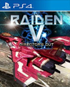 Raiden V: Director's Cut for PlayStation 4