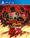 Super Meat Boy Forever for PlayStation 4