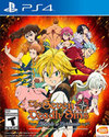 The Seven Deadly Sins: Knights of Britannia for PlayStation 4
