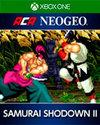 ACA NEOGEO SAMURAI SHODOWN II for Xbox One