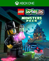 Lego Worlds: Monsters Pack for Xbox One