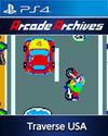 Arcade Archives Traverse USA for PlayStation 4