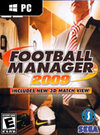 Football Manager 2009 for PC