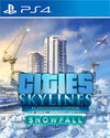 Cities: Skylines - Snowfall for PlayStation 4