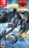 Bayonetta 2 + Bayonetta for Nintendo Switch