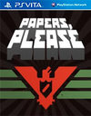 Papers, Please for PS Vita