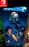 Pinball FX3 - Aliens vs Pinball for Nintendo Switch