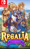 Regalia: Of Men And Monarchs - Royal Edition for Nintendo Switch
