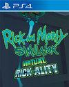 Rick and Morty: Virtual Rick-ality for PlayStation 4