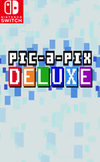 Pic-a-Pix Deluxe: Large Puzzles 1 for Nintendo Switch