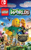 Lego Worlds: Monsters Pack for Nintendo Switch