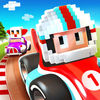 Blocky Racer - Endless Arcade Racing for iOS