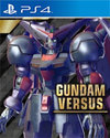 GUNDAM VERSUS - Master Gundam for PlayStation 4