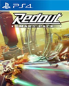 Redout: Mars Pack for PlayStation 4