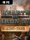 Hearts of Iron IV: Waking the Tiger for PC