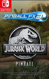 Pinball FX3: Jurassic World Pinball for Nintendo Switch