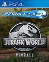 Pinball FX3: Jurassic World Pinball for PlayStation 4