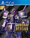 GUNDAM VERSUS - Schneid's Efreet for PlayStation 4
