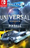 Pinball FX3 - Universal Classics Pinball for Nintendo Switch