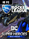 Rocket League: DC Super Heroes DLC Pack for PC