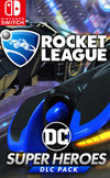 Rocket League: DC Super Heroes DLC Pack for Nintendo Switch