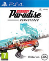 Burnout Paradise Remastered for PlayStation 4