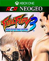 ACA NEOGEO FATAL FURY 3 for Xbox One