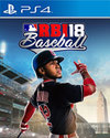 R.B.I. Baseball 18 for PlayStation 4