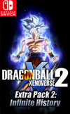 Dragon Ball: Xenoverse 2 - Extra Pack 2: Infinite History for Nintendo Switch