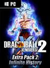 Dragon Ball: Xenoverse 2 - Extra Pack 2: Infinite History