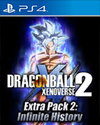 Dragon Ball: Xenoverse 2 - Extra Pack 2: Infinite History for PlayStation 4